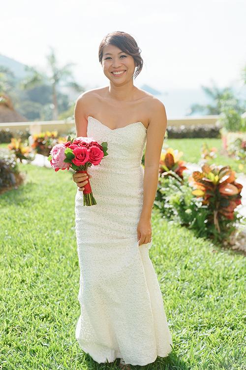 Kalamakeup for Lislie Wedding Mexico 1
