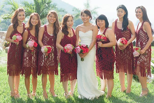 Kalamakeup for Lislie Wedding Mexico 3