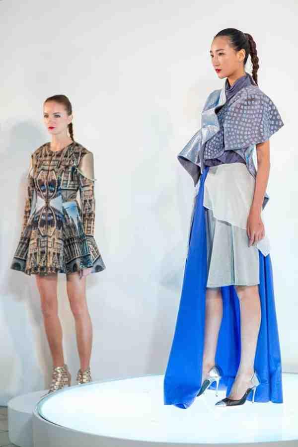 Kalamakeup for SCAD fashion show 32