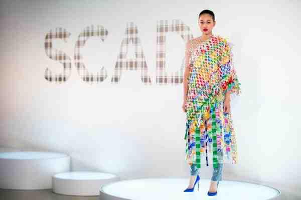 Kalamakeup for SCAD fashion show 33