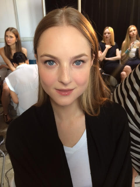 Kalamakeup for Kate Spade Fashion Show