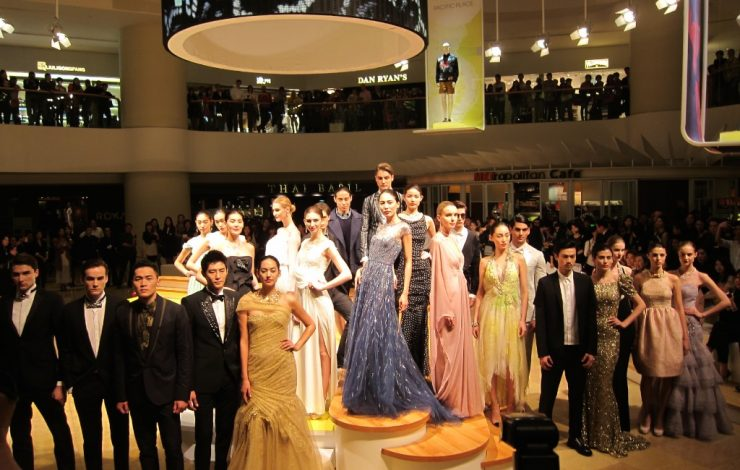 Harvey Nichols Fashion Show at Pacific Place