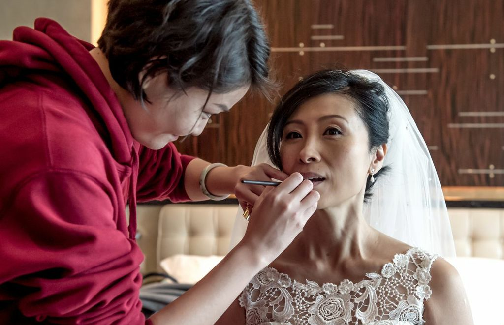 Kalamakeup – Esther bridal work