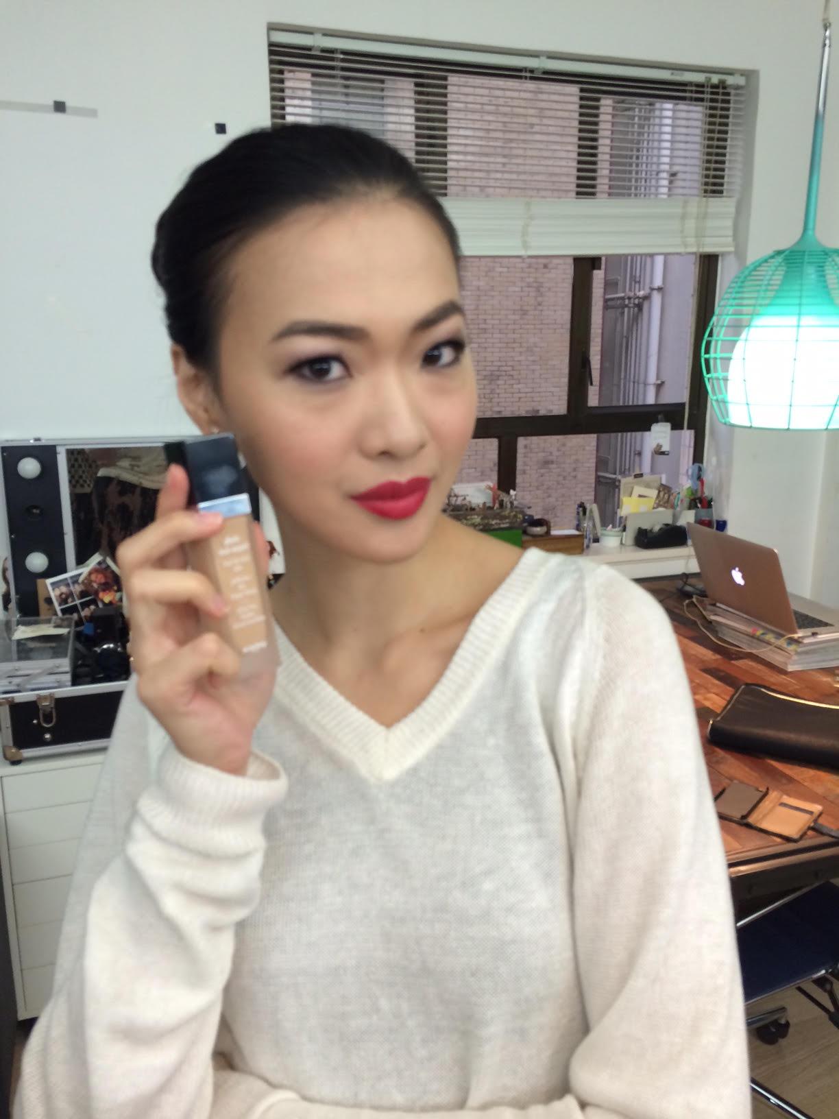 make up artist new york model sisley paris kate spade 1