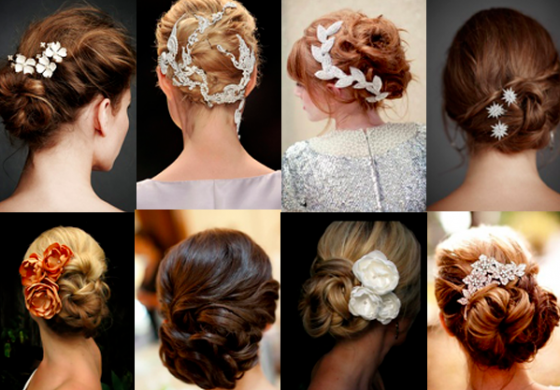 Review on Best Bridal Hair Styles for 2014
